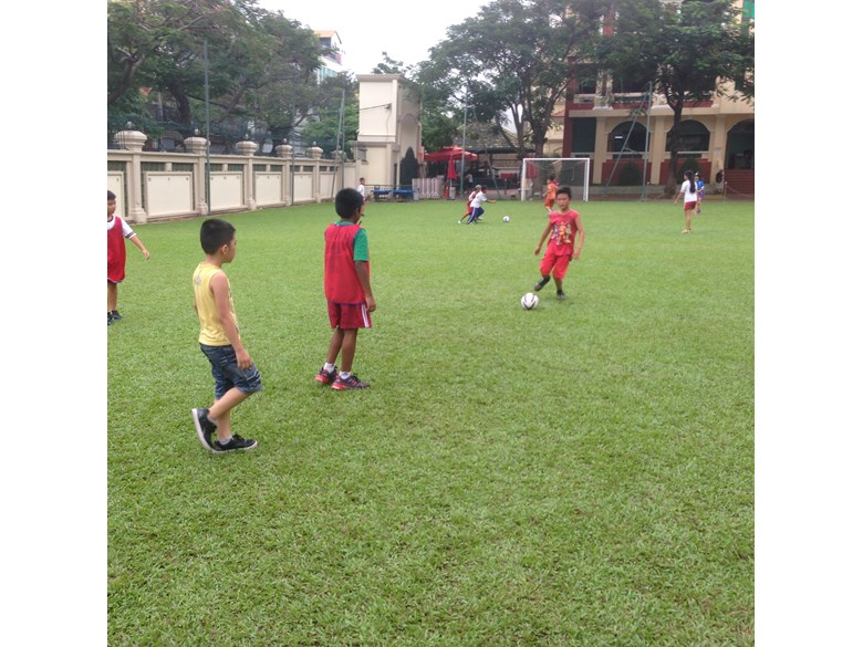 BIS Ho Chi Minh Community Football - 4