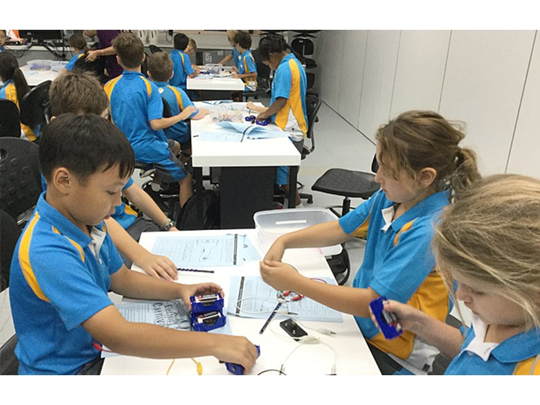 Year 4 Trip to Science Centre