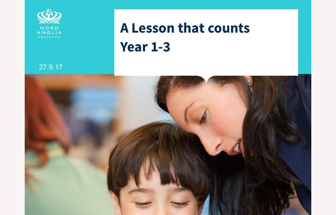 Maths Workshop-A Lesson that counts (Year 1-3)