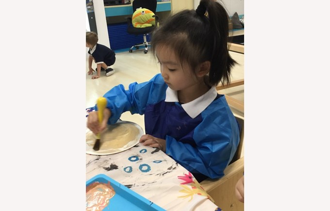 All About Me in Nursery