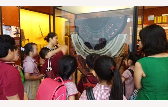 Year 4 museum of Ethnology (3)