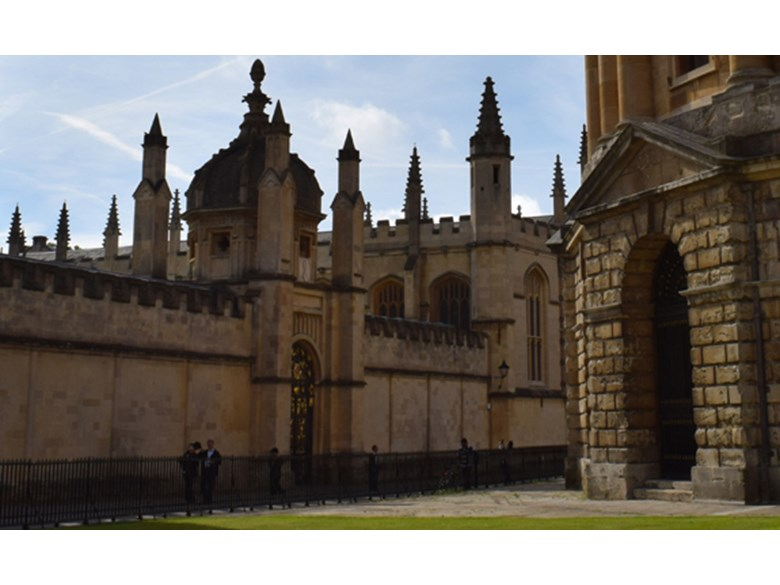 Oxford Leadership Summer camp - news