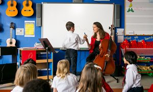 What does the Julliard-Nord Anglia embedded music curriculum mean for your child?
