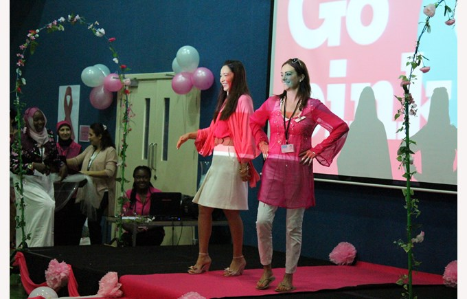 PINK Day organised by our PTA