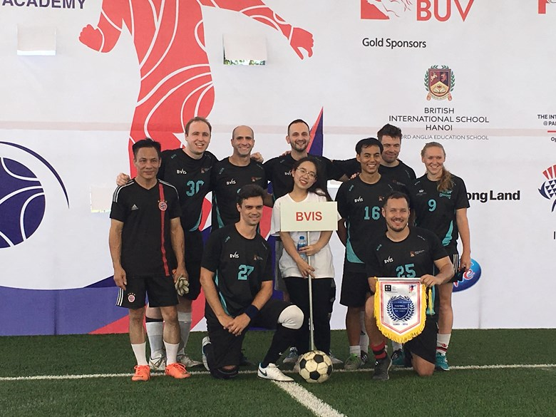BBGV football tournament 1