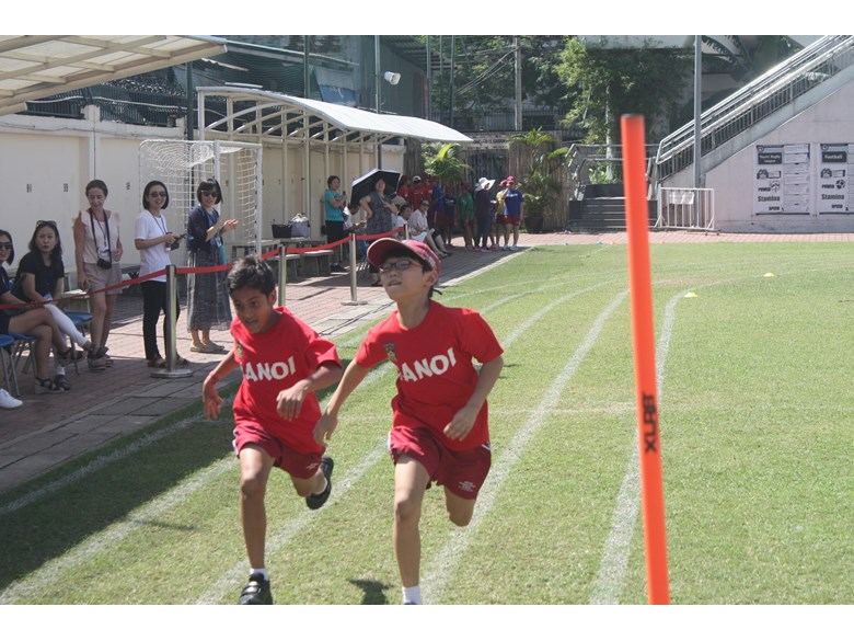 BIS HCMC Sports Days at An Phu Primary 1