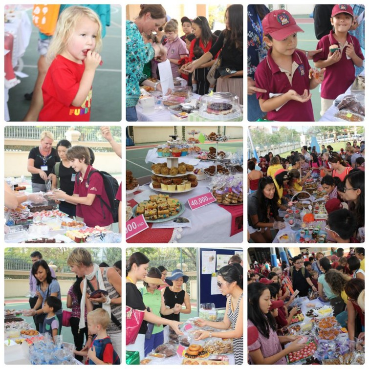 PTG Chairity Bake Sale 2