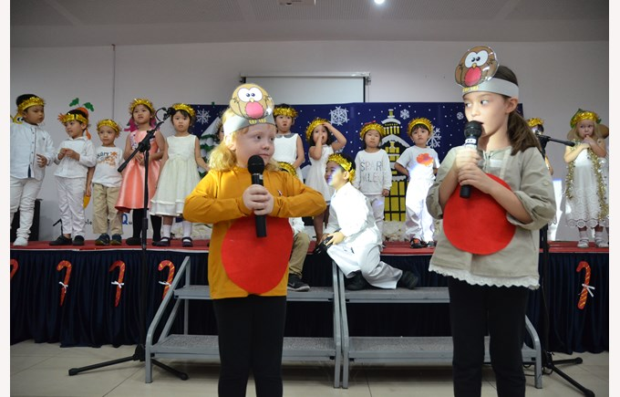 British International School Hanoi - EYC Festive