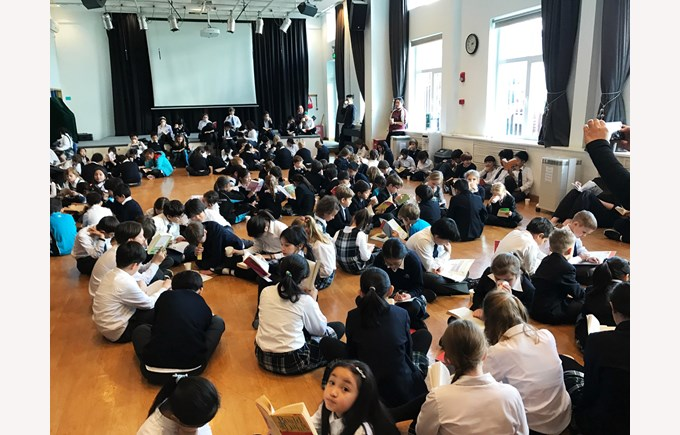 KS2 BIG READ