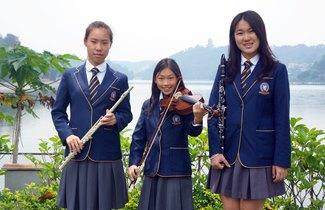 Cindy Bao Yi Lin, Kitty Su &Gia Tan -  The British School of Guangzhou