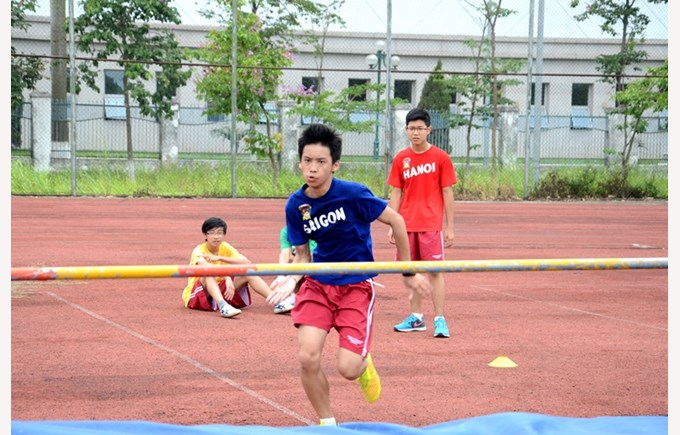 International schools athletic event (2)