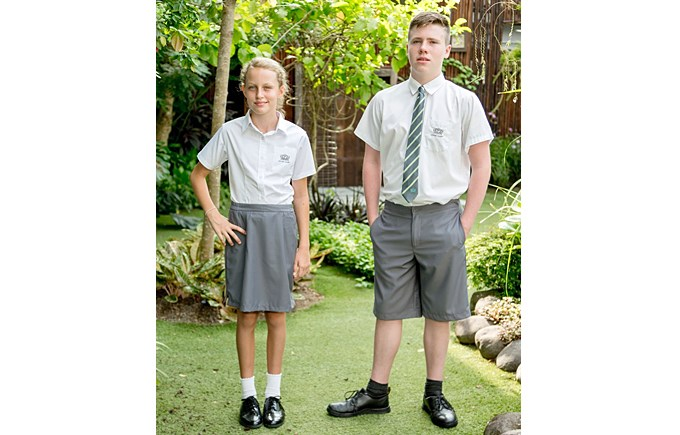 DCIS Secondary School Uniforms