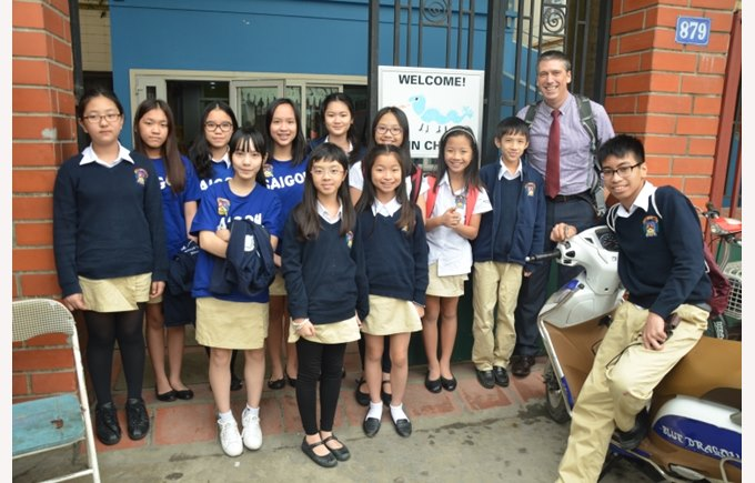 Community: Saigon House's Trip to Blue Dragon Foundation