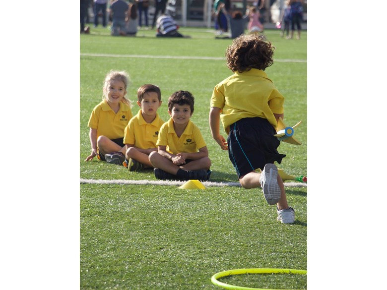 Reception Sports Day 16