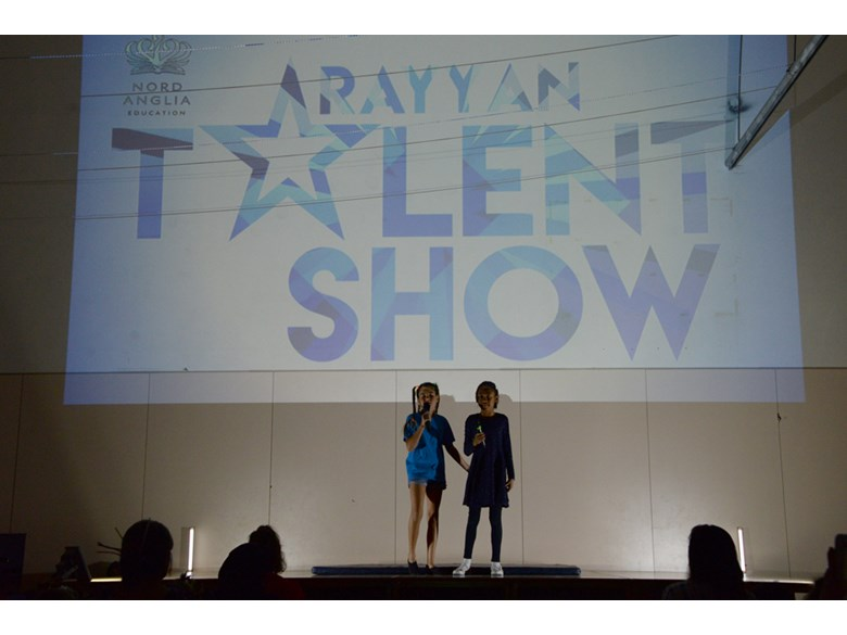 Rayyan Talent Show 2018