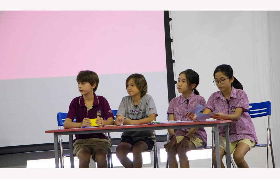 Y5 Speech Competition - Y6 Debate - 19 - 23