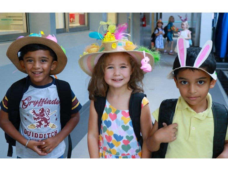 Dover Court International School Lower Primary Easter Bonnets 2019