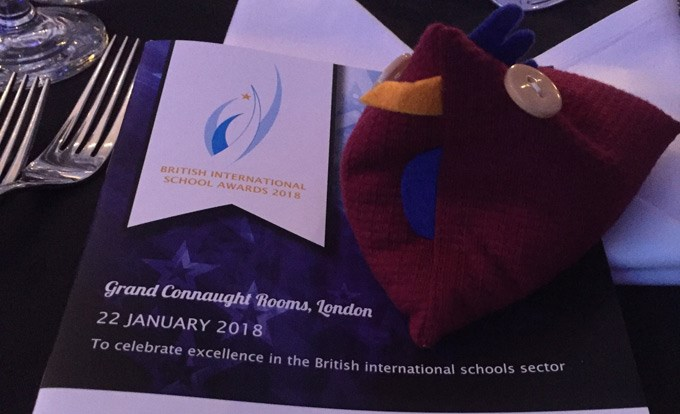 British International School Awards