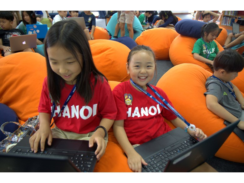Britist International School Hanoi - Global codeathon