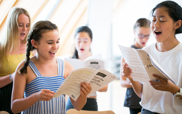nord anglia education juilliard summer singing programme geneva college du leman