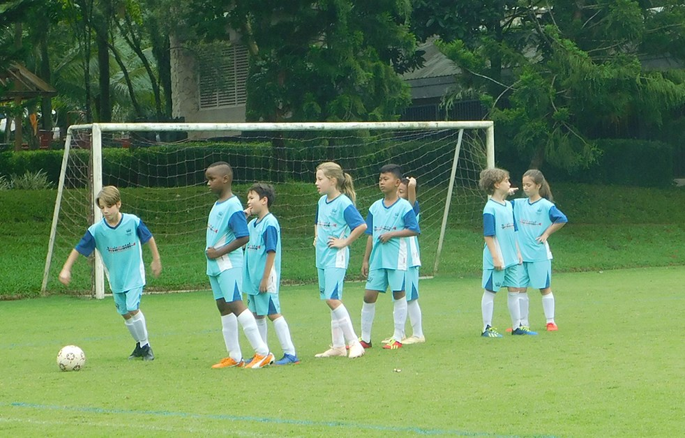 The NIS U10 Football_4
