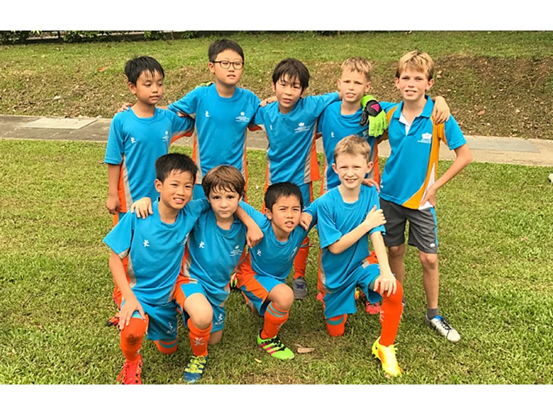 U10 Football First Season Tournament