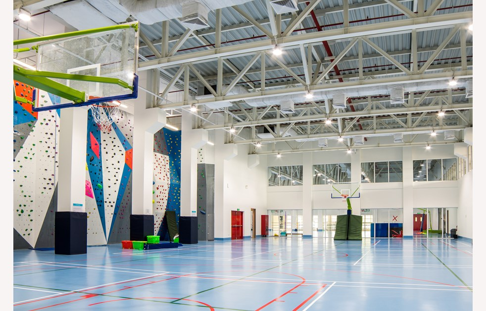 Primary Gym