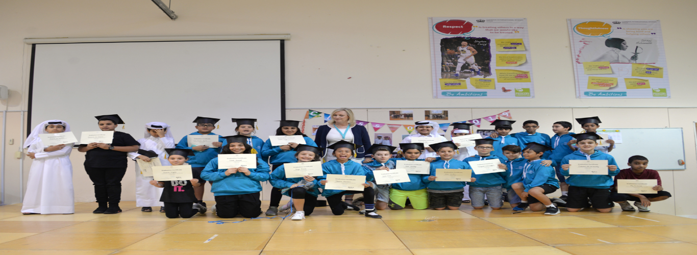 Rayyan Y6 Leavers Assembly 2019