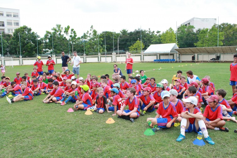 BIS International School HCMC Saturday Morning Football Programme