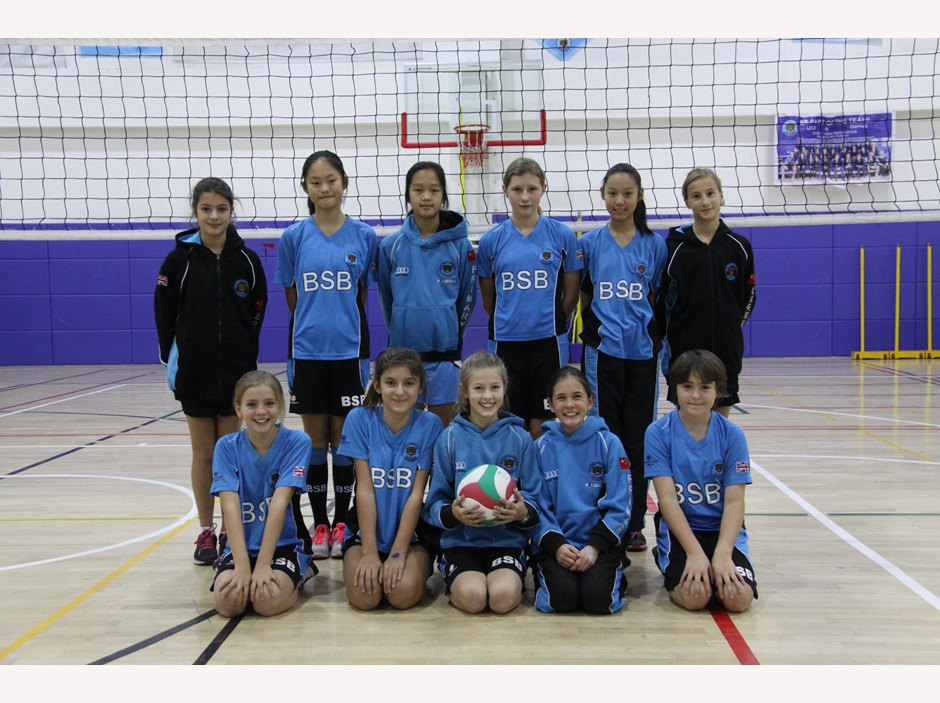 U12 Girls Volleyball