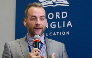 Craig Bull, Head of Secondary School