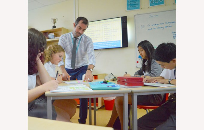 DCIS Sixth Form - IB Diploma Programme