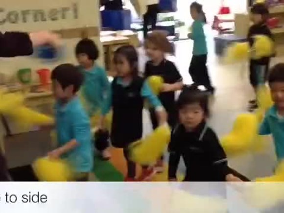 EYFS Motor Skills - Squiggle Whilst You Wiggle