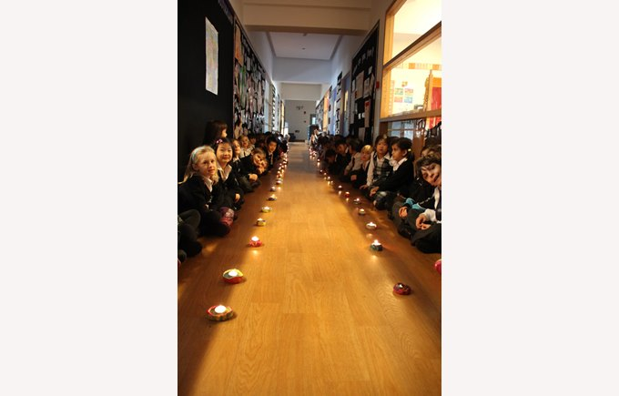 Year 1 Celebrate Light