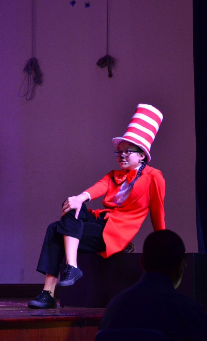 The Premier of Seussical2