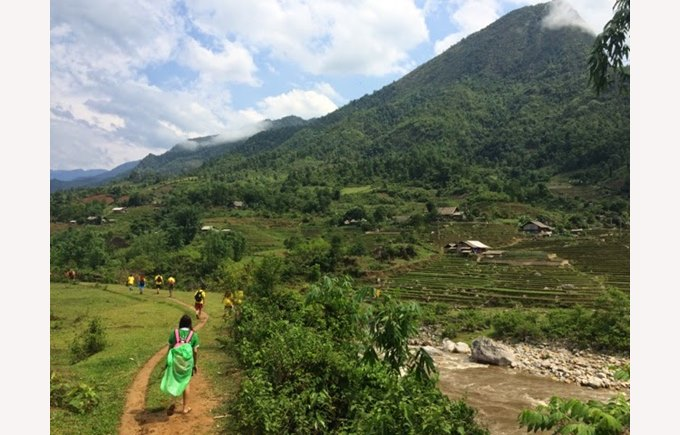 BVIS trip to Sapa Year 9 & 10 (3)