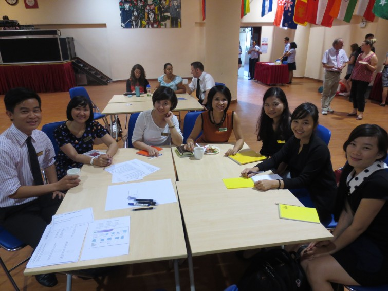 BIS Teachmeet, Ho Chi Minh City, March 2015