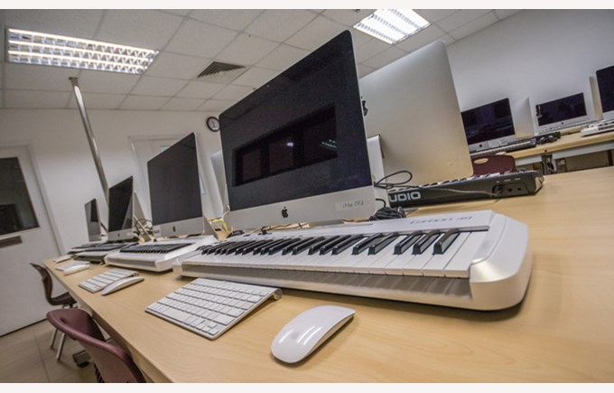 Secondary Campus - Music MAC Lab