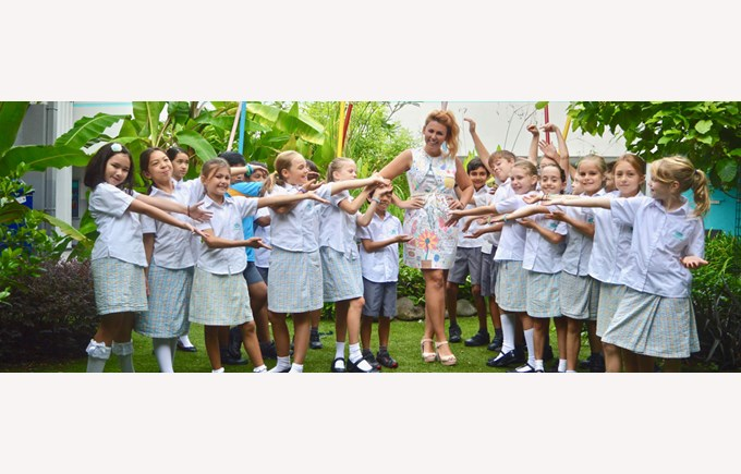 Dover Court International School Singapore Meet Miss Hill