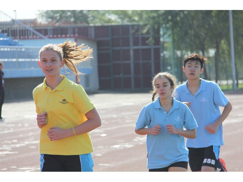 Secondary Sport day