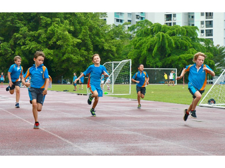 FOBISIA Under 11 Athletics Trials