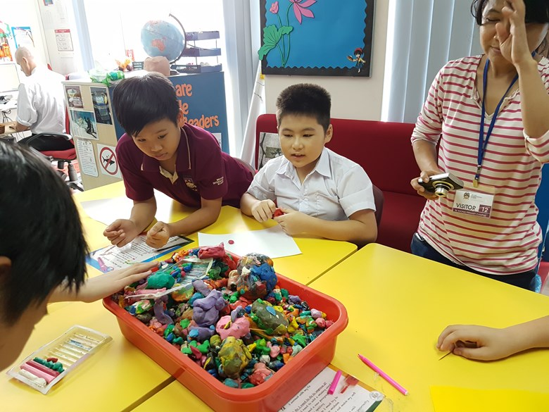 Dust of Life - Year 6 Community Project at British International School HCMC