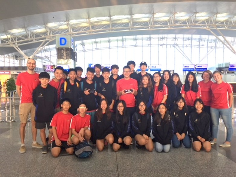 British International School Hanoi | U15 FOBISIA Games 2017