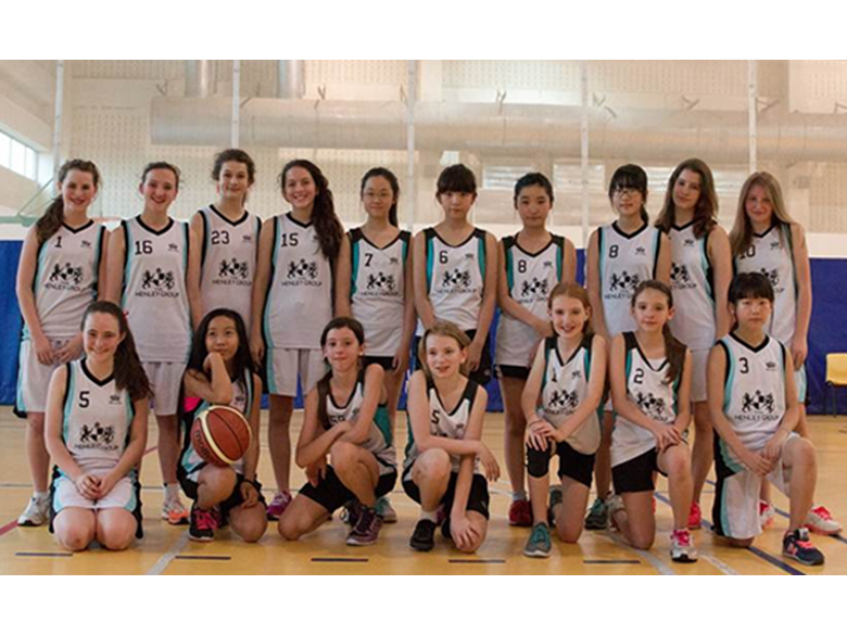 CISSA 2 and Junior basketball 2014