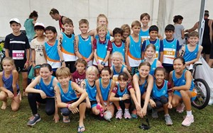 Dover Court International School Singapore Metasprint Triathlon