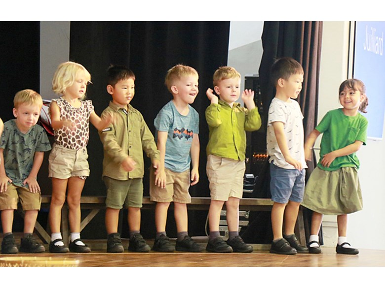 Nursery Assembly Performance