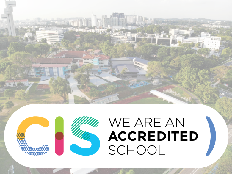 Dover Court International School is a CIS Accredited School