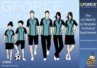 PE Uniform Graphic
