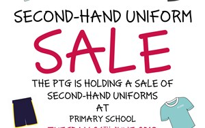 second hand uniform sale 2018