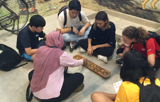 Dover Court International School Singapore  iGCSE and IB Mandarin Trip to SCCC